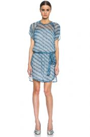 Isabel Marant Etoile Zaggy Silk Dress at Forward