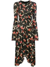Isabel Marant Floral Print Dress - Farfetch at Farfetch