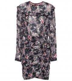 Isabel Marant Jirvina printed dress at My Theresa