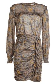 Isabel Marant Printed Dress at Stylebop