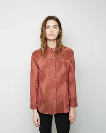 Isabel Marant Urban Striped Shirt at La Garconne