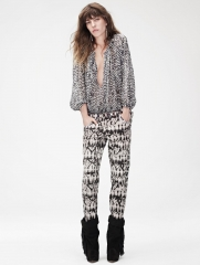 Isabel Marant for HM Pants at H&M