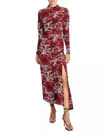 Isabella Printed Maxi Dress at Bloomingdales