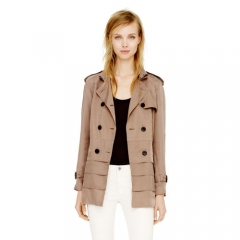 Isabelle Trench at Club Monaco