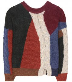 Isable Marant Gao Sweater at Mytheresa
