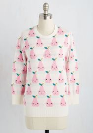 Its All Anjou Sweater at ModCloth