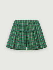 Iverts Skirt at Maje