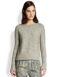 J Brand - Helms Sail Cotton Pullover at Saks Fifth Avenue