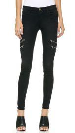 J Brand 8870 Dee Zip Photo Ready Skinny Jeans at Shopbop