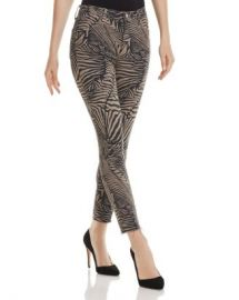 J Brand Alana High-Rise Crop Skinny Jeans in Zebra Van Patten - 100  Exclusive Women - Bloomingdale s at Bloomingdales