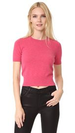 J Brand Briony Short Sleeve Sweater at Shopbop
