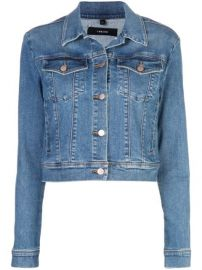 J Brand Harlow Denim Jacket - Farfetch at Farfetch