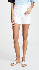 J Brand Joan High Rise Shorts at Shopbop