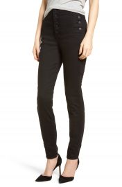 J Brand Natasha Photoready High Waist Skinny Jeans  Vanity   Nordstrom Exclusive at Nordstrom