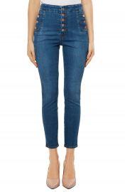 J Brand Natasha Sky High High Waist Crop Skinny Jeans  Lovesick    Nordstrom at Nordstrom