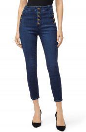 J Brand Natasha Sky High Waist Crop Skinny Jeans  Untamed    Nordstrom at Nordstrom