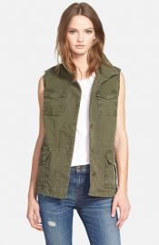 J Brand and39Ardenand39 Military Vest at Nordstrom