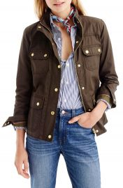 J Crew Downtown Field Jacket   Nordstrom at Nordstrom