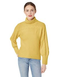 J O A  Women s Turtleneck Sweater at Amazon