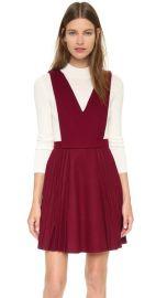 JOA Pleat Dress at Shopbop