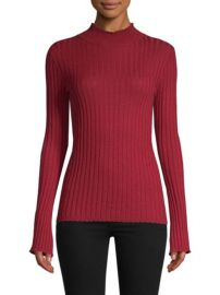 JOIE - GESTINA RIB-KNIT SWEATER at Saks Fifth Avenue