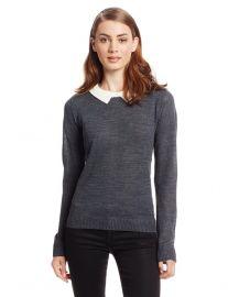 Jack Juniors Collared Sweater at Amazon
