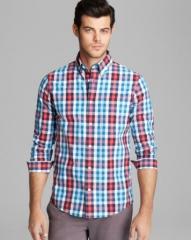 Jack Spade Avery Check Sport Shirt - Slim Fit at Bloomingdales