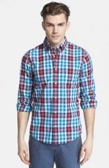 Jack Spade Avery Check Sport Shirt at Nordstrom