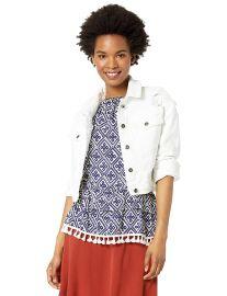 Jack Women s De-Stressed Cropped Denim Jacket at Amazon