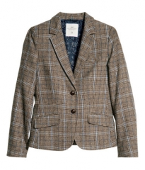 Jacket in wool blend at H&M