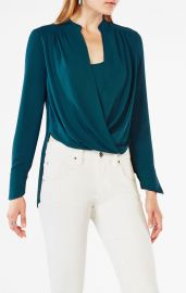 Jacklyn Blouse at Bcbg