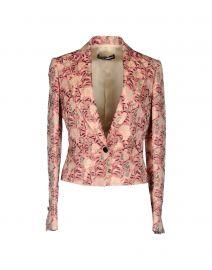 Jacquard Blazer by Dolce & Gabbana at Yoox