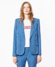 Jacquard Jacket at Zadig & Voltaire