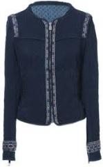 Jacquard cardigan at Zara
