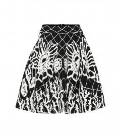 Jacquard skirt at Mytheresa
