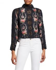 Jacque Top by LoveShackFancy at Bergdorf Goodman