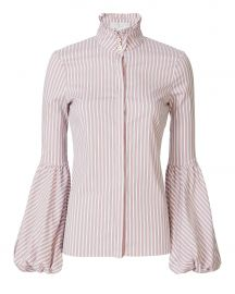 Jacqueline Striped Blouse by Caroline Constas at Intermix