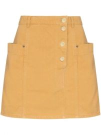 Jacquemus De Nimes Mini Skirt - Farfetch at Farfetch