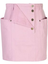 Jacquemus La Jupe De N  mes Mini Skirt - Farfetch at Farfetch