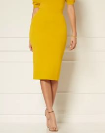 Jacqui Sweater Skirt - Eva Mendes Collection at NY&C
