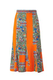 Jada Skirt by Tory Burch at Rent The Runway
