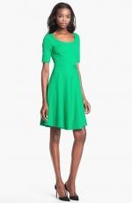 Jada dress by Kate Spade in Green at Nordstrom