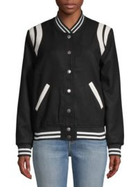 Jak and Rae Bomber Jacket at Saks Off 5th