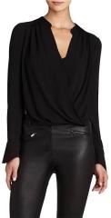 Jaklyn blouse  at Bcbg