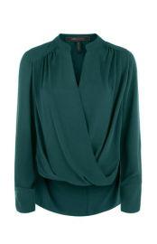 Jaklyn blouse at Bcbgmaxazria