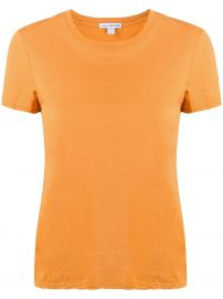 James Perse round neck T-shirt round neck T-shirt at Farfetch