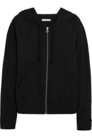James Perse - Vintage Supima cotton-jersey hoodie at Net A Porter