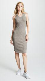 James Perse Rib Tank Dress at Shopbop