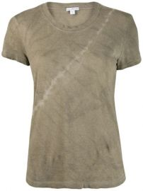 James Perse Round Neck T-shirt - Farfetch at Farfetch