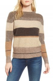 James Perse Stripe Sweater   Nordstrom at Nordstrom